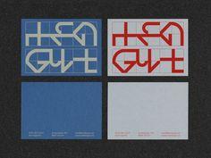 Dark Side of Typography — (via Identity Design, Brochure Design, Visual Identity, Identity Branding, Personal Branding, Graphic Design Books, Graphic Design Inspiration, Book Design, Business Card Design