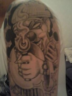 prison art tattoos mexican gangster drawings picture my style pinterest gangster. Black Bedroom Furniture Sets. Home Design Ideas