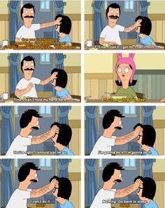 """Because their love conquers even getting a dead arm: 22 Times """"Bob's Burgers"""" Nailed Parenting Bobs Burgers Funny, Bobs Burgers Quotes, Doug Funnie, Tina Belcher, Netflix, Funny Memes, Hilarious, Funny Quotes, American Dad"""