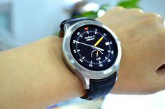 Novedad: No.1 D5, un smartwatch con soporte 3G, Wi-Fi y Android 4.4