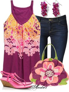 """""""BRACCIALINI Flower Bag"""" by stay-at-home-mom on Polyvore"""
