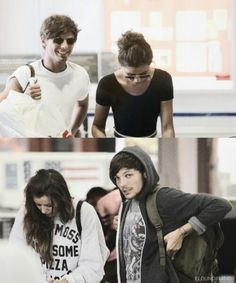 Elounor<3 (I love both of her outfits)