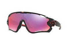 37bf9a0950f Oakley Jawbreaker OO9290 20 Sonnenbrille in matte black