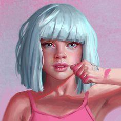 Daniela Uhlig, inspired by Sia