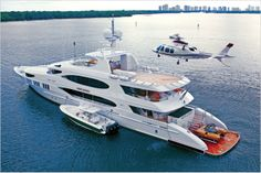 Superyacht 50-footer #yachts