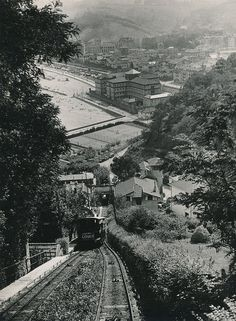 Igueldo. Vista desde el funicularFickr ¡Para compartir fotos!