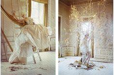 Vogue Italia Lady Grey1 Tim Walker - Andy Hilman Studio