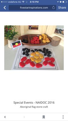 dye lima beans in these colours? Aboriginal Art For Kids, Aboriginal Education, Indigenous Education, Aboriginal Culture, Childcare Rooms, Childcare Activities, Educational Activities, Preschool Activities, Childcare Environments