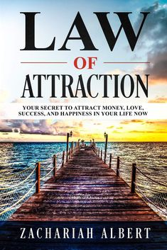 In this book, I am going to show you how you can consciously and deliberately attract good things into your life by aligning your thoughts in the right way with the Law of attraction. Focusing more on things that make you happy increases your chances of attracting things that make you happy. #manifestation #lawofattraction #lawofattractionbooks #spiritualbooks Best Book Reviews, Attract Money, Nikola Tesla, Coincidences, Your Life, Time Travel, Law Of Attraction, Audio Books, Are You Happy
