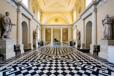 Great Hall, Syon by Robert Adam