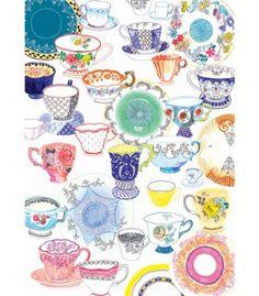 Hennie Haworth #teacups