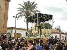 #SemanaSantaenAndalucía: Villanueva del Río y Minas ( #Sevilla)