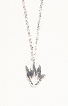Afends Flame Necklace at PacSun.com