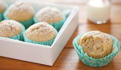 Mini-muffin alla banana