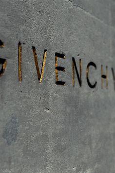 grey . Givenchy