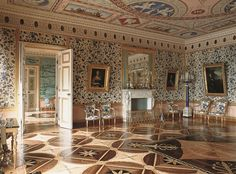 Romanov Palace Interiors | The Summer Palaces of the Romanovs: Treasures from Tsarskoye Selo ...