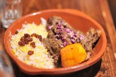 Montreal Eats: lamb khoresh at Rumi