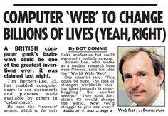 25 AÑOS DE WWW, FELIZ #INTERNAUTA DAY (World Wide Web)