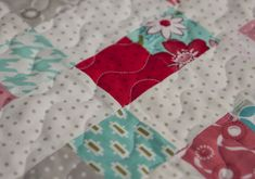 Promenade: A Quilt for Dolly by Lella Boutique