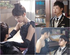 #Seolhyun is a master in the Art of Seduction. Can #YeoJinGoo resist temptation?