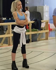 #d2 rehearsal candid. what (or who) do you think I'm so focused on? 😈⚔🍭