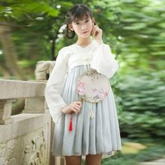 Buy GOGO Girl Panel Pleated Chiffon Dress with Sash at YesStyle.com! Quality products at remarkable prices. FREE WORLDWIDE SHIPPING on orders over US$35.
