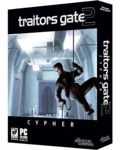 Traitors Gate 2: Cypher --- http://www.amazon.com/Traitors-Gate-2-Cypher-Pc/dp/B0000A344L/?tag=affpicntip-20