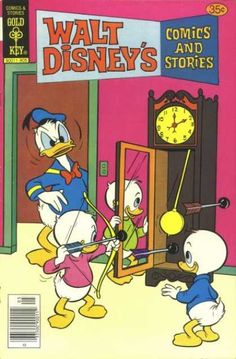 Walt Disney's Comics and Stories 452