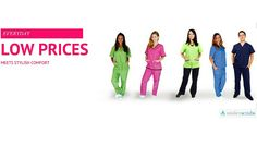 Just in time for Nurse Week, take a look at our new online store with faster and better application for a great customer experience,plus find many new products and special deals for Nurse Week visit us here www.smileyscrubs.com #scrubsets #cheapscrubs #discountscrubs #medicalscrubs Discount Scrubs, Cheap Scrubs, Medical Scrubs, Scrub Sets, Nurses Week, Special Deals, Customer Experience, News Online, Take That