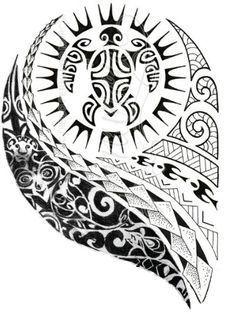 Tattoo Maori und Tribal só als Top mlk - Maori Tattoos Maori Tattoos, Tribal Tattoos, Maori Tattoo Meanings, Maori Symbols, Filipino Tattoos, Marquesan Tattoos, Samoan Tattoo, Sleeve Tattoos, Polynesian Tattoo Designs