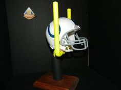 """INDIANAPOLIS COLTS BEER TAP HANDLE KEGERATOR . $79.99. WELCOME SPORTS FANS!!!     *****CUSTOM NFL FOOTBALL BEER TAP HANDLE*****      This Tap Looks Great in any Sports Bar or at any Home Party!!!!!     DIMENSIONS:   Approximately 12"""" Tall / 4 1/2"""" at widest point     COMPOSITION: Expertly Crafted Product with ALL of Your Favorite NFL Teams!!!!     CONDITION: NEW!!!!! NO DAMAGE OF ANY KIND!!!! You Are Viewing a Unique Sports Inspired Collectible Beer Tap Handle!!!!!     ALL OF O..."""