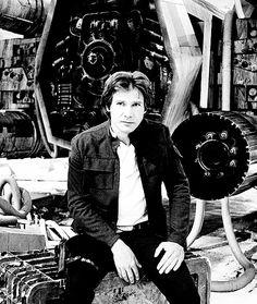 Solo.  Han Solo. hot-people