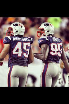 Hightower and Jones
