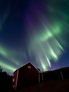 Unbelievable Aurora! I would like to give credit to National Geographic. They do not allow pinning from the website itself.