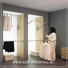 Kledinglift Junior 440 - 610 mm-kast-inrichting.nl