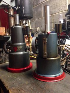 Vertical engines Steam Engine, Metal Crafts, Cnc, Engineering, Retro, Toys, Engine, Activity Toys, Clearance Toys