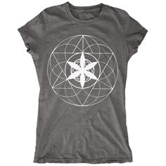 Sacred Geometry Healing from The Great T-shirt Store