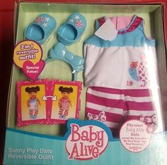 Baby Alive Doll Clothes, Baby Born Clothes, Baby Alive Dolls, Baby Doll Nursery, Baby Girl Toys, Toys For Girls, American Girl Doll Hospital, American Girl Doll Sets, Blonde Baby Girl