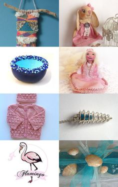 Sweet pretty things to offer ! by Nathalie on Etsy--Pinned with TreasuryPin.com