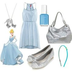Dress Like Your Fave Cinderella Characters 20s Outfits, Outfits For Teens, Trendy Outfits, Girl Outfits, Fashion Outfits, Disney Fashion, Movie Outfits, Teen Fashion, Cute Disney Outfits