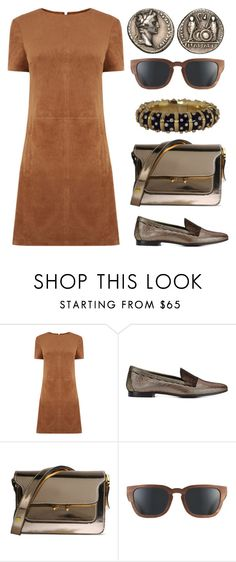 """""""Today, Tomorrow, Evermore"""" by maxfield ❤ liked on Polyvore featuring Oasis, Pierre Hardy, Marni, Tiffany & Co., women's clothing, women, female, woman, misses and juniors"""