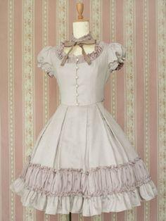 Victorian Maiden / One Piece / Ludovica Frill Dress