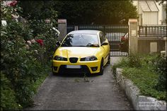 Seat Ibiza Cupra TDi | Flickr - Photo Sharing!
