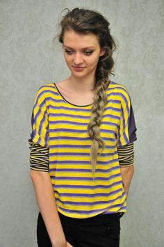 Bluza RVL asimetrica