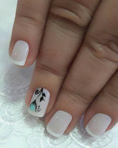Shellac Nails, Manicure And Pedicure, Acrylic Nails, Nail Polish, Cat Nail Art, Cat Nails, Feather Nail Art, Gel Nail Designs, Nail Decorations