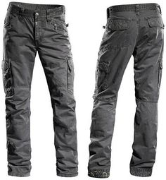 Timezone Pants Benito - Dark Grey