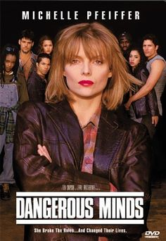 """Dangerous Minds (1995) - """"There are no victims in this classroom."""""""