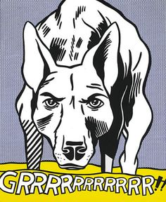 Whaam! Bratatat! Varoom! Roy Lichtenstein : A Retrospective – May 16th – September 3rd 2012