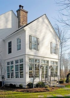 Image result for how to trim a sunroom exterior