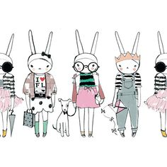 illustration by Fifi Lapin